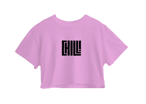 CHILL CROP TOP