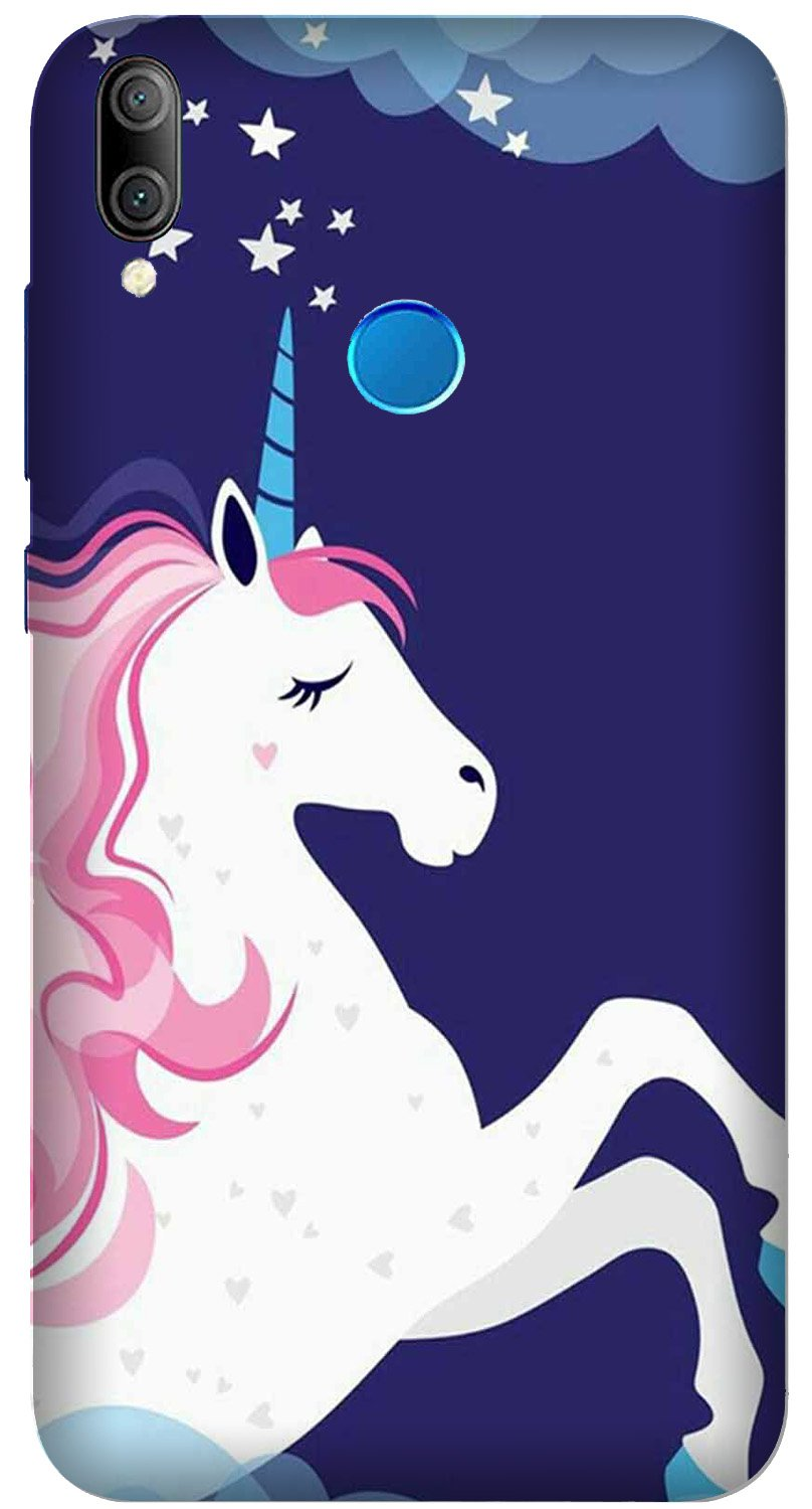 Unicorn Mobile Back Case for Xiaomi Redmi Y3  (Design - 365)