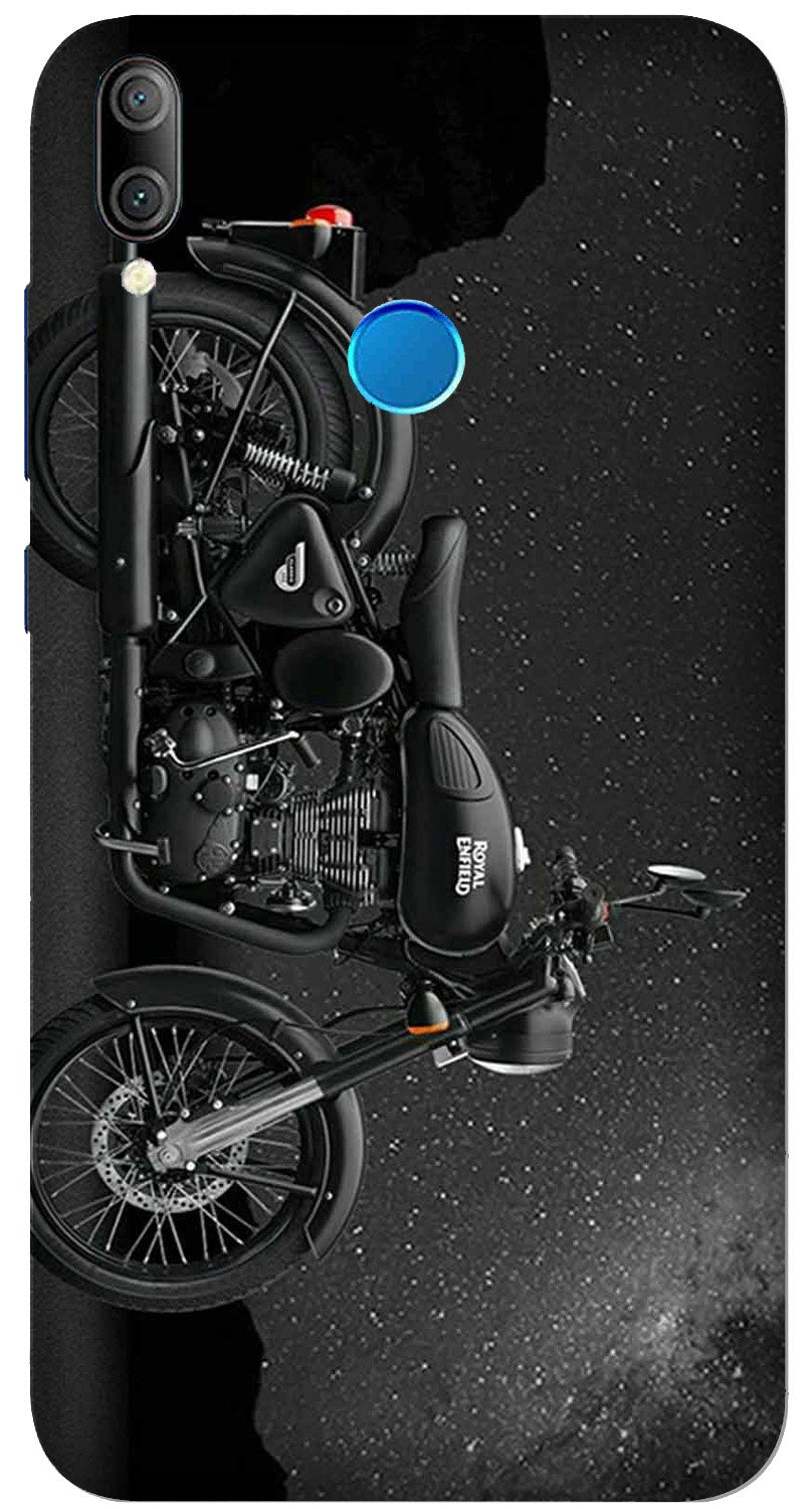 Royal Enfield Mobile Back Case for Xiaomi Redmi Y3  (Design - 381)