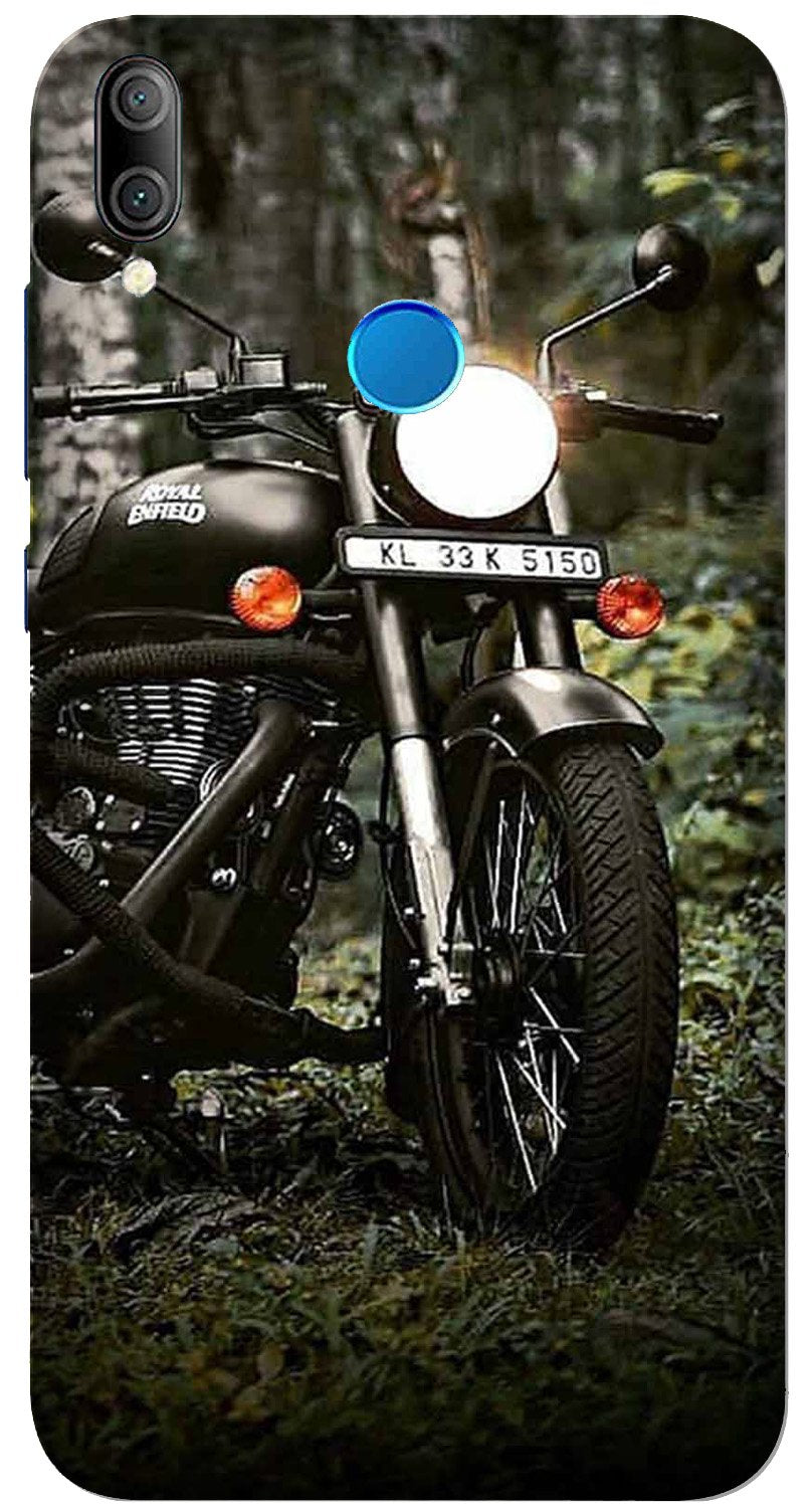 Royal Enfield Mobile Back Case for Xiaomi Redmi Y3  (Design - 384)