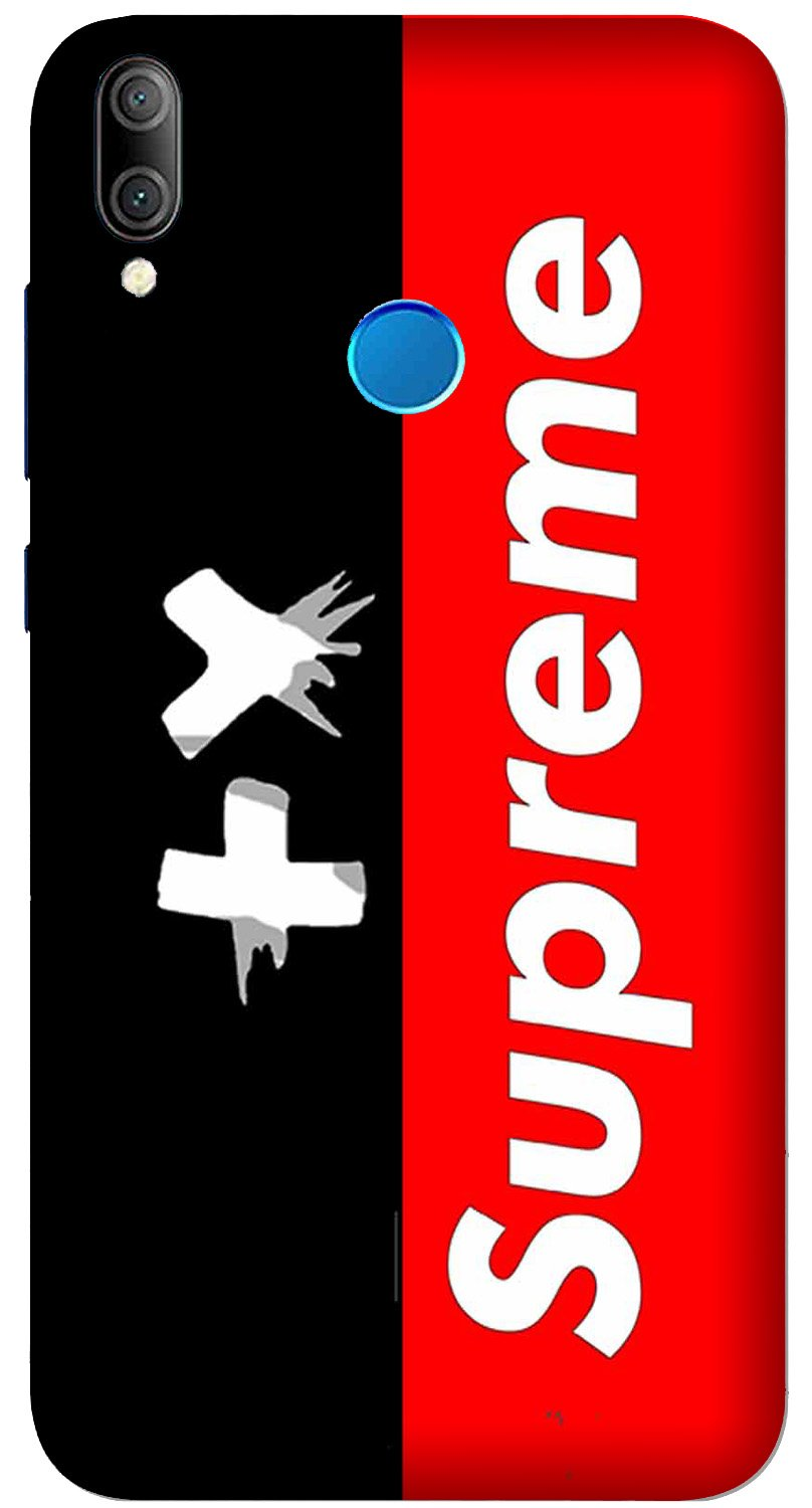 Supreme Mobile Back Case for Xiaomi Redmi Y3  (Design - 389)