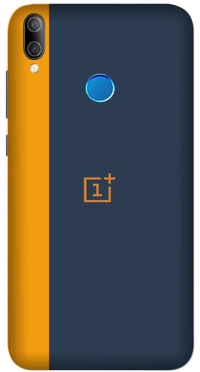 Oneplus Logo Mobile Back Case for Xiaomi Redmi Y3  (Design - 395)