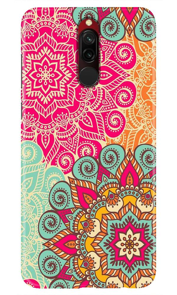 Rangoli art2 Case for Xiaomi Redmi 8