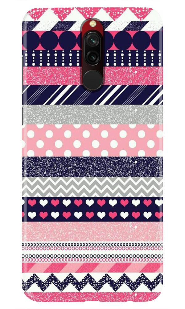 Pattern3 Case for Xiaomi Redmi 8