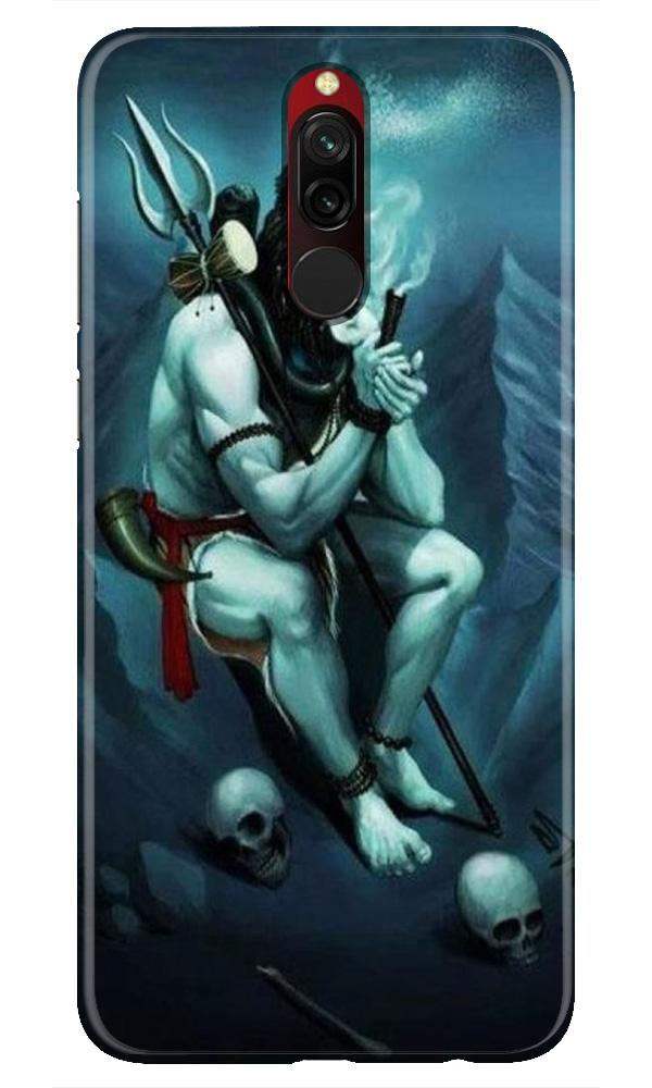 Lord Shiva Mahakal2 Case for Xiaomi Redmi 8