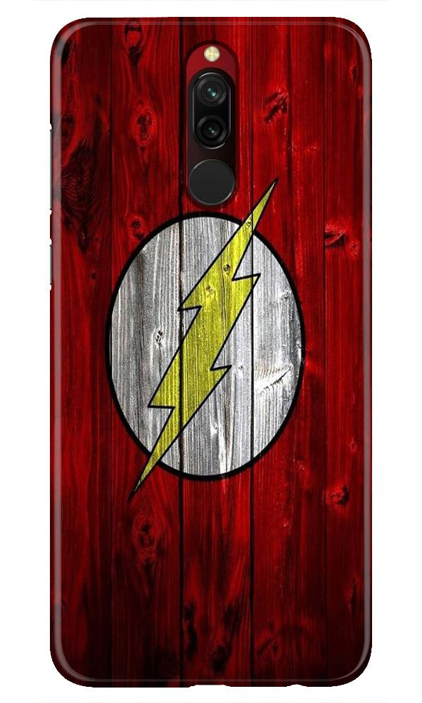 Flash Superhero Case for Xiaomi Redmi 8  (Design - 116)
