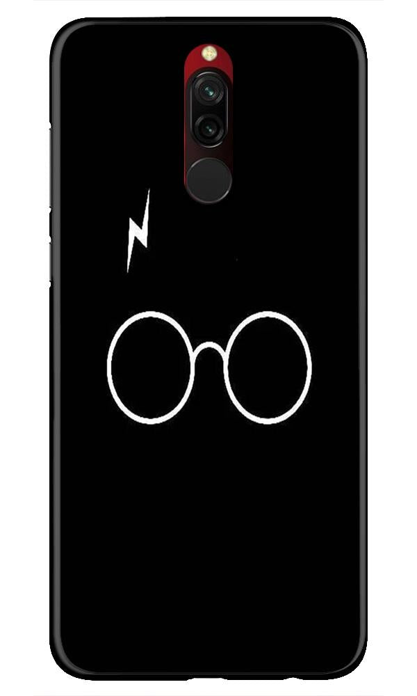 Harry Potter Case for Xiaomi Redmi 8  (Design - 136)