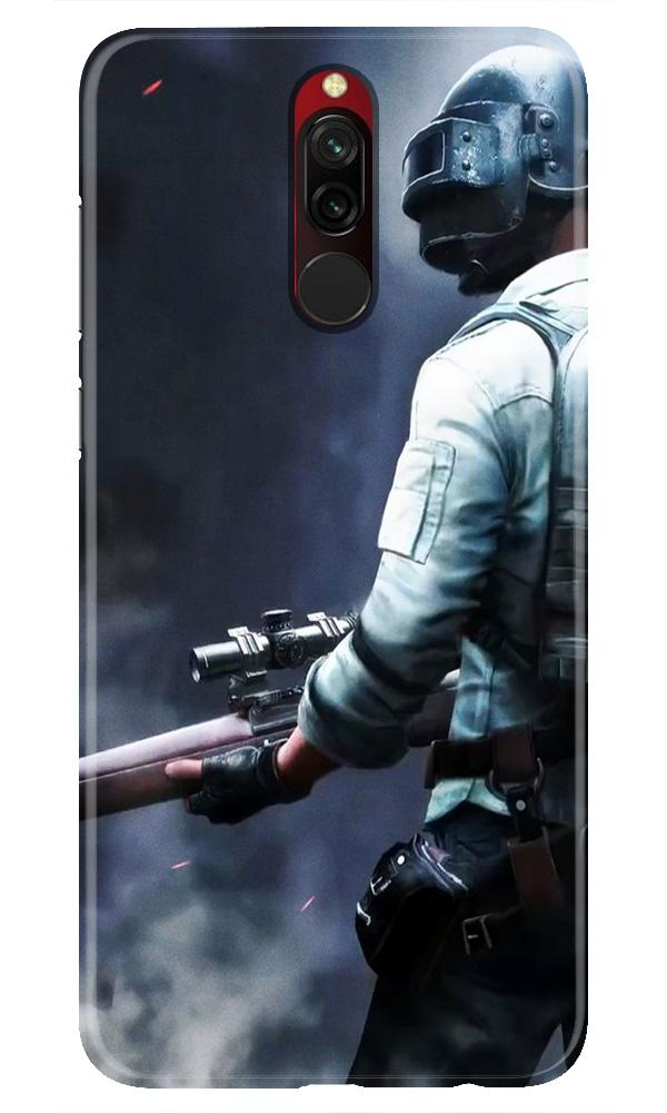 Pubg Case for Xiaomi Redmi 8  (Design - 179)