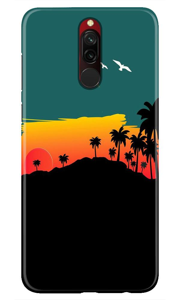 Sky Trees Case for Xiaomi Redmi 8 (Design - 191)