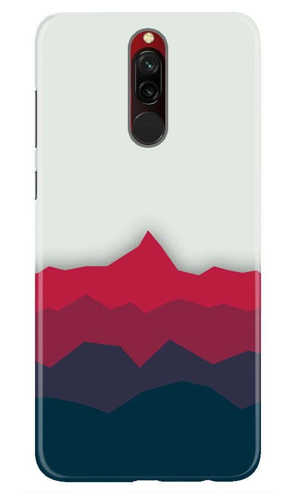 Designer Case for Xiaomi Redmi 8 (Design - 195)