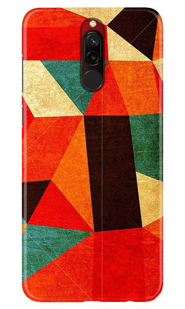 Modern Art Case for Xiaomi Redmi 8 (Design - 203)