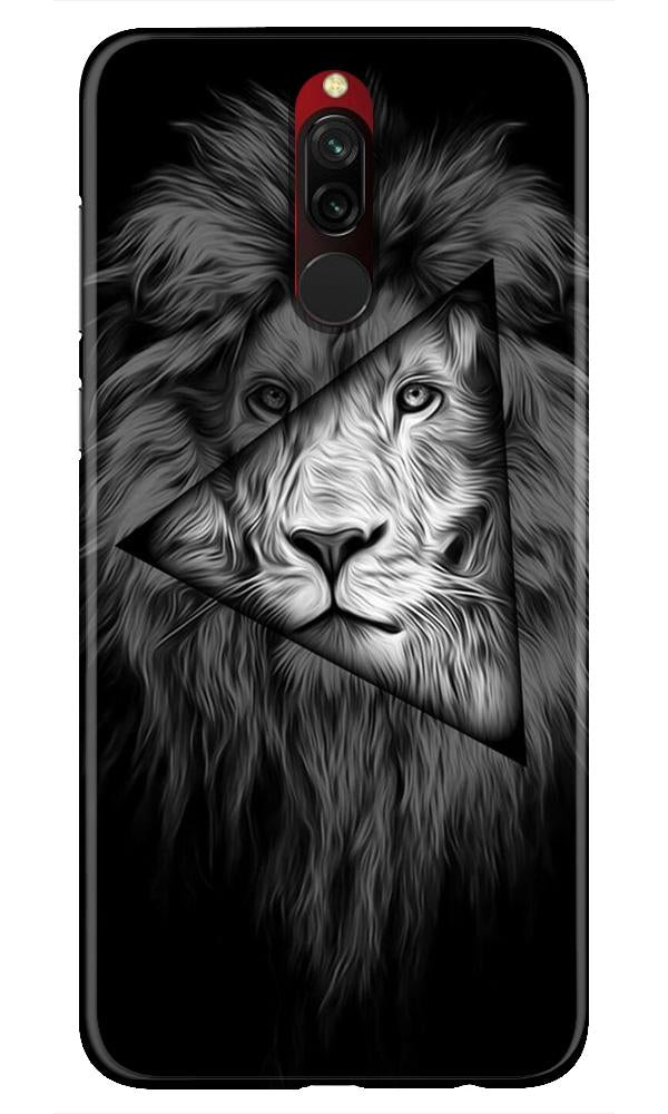Lion Star Case for Xiaomi Redmi 8 (Design No. 226)
