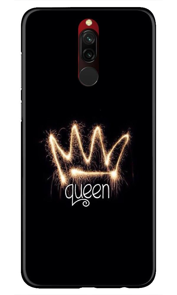 Queen Case for Xiaomi Redmi 8 (Design No. 270)