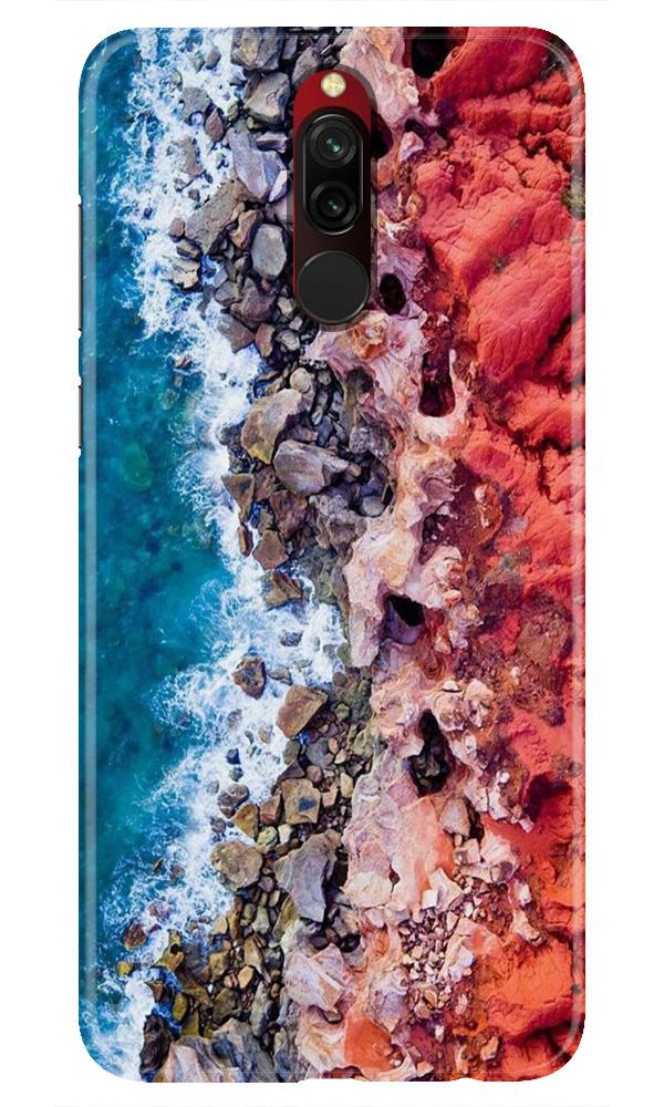 Sea Shore Case for Xiaomi Redmi 8 (Design No. 273)