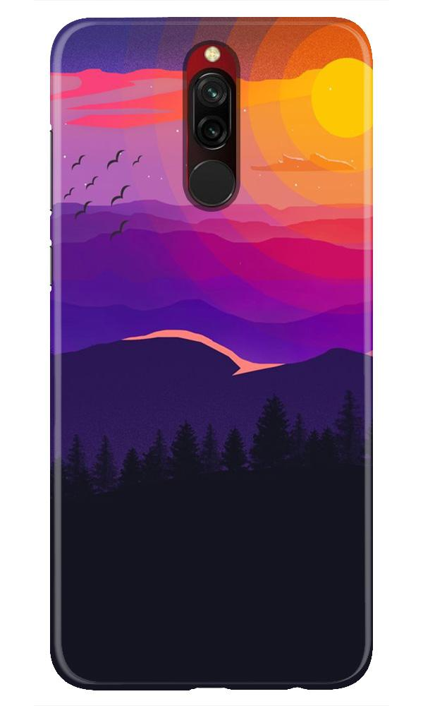 Sun Set Case for Xiaomi Redmi 8 (Design No. 279)