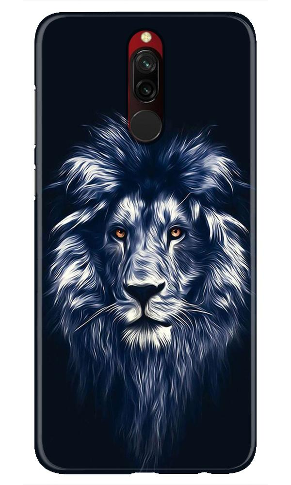Lion Case for Xiaomi Redmi 8 (Design No. 281)