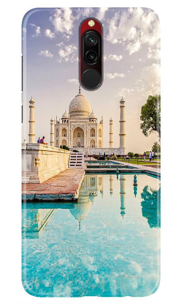 Taj Mahal Case for Xiaomi Redmi 8 (Design No. 297)