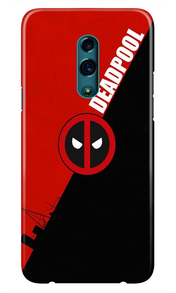 Deadpool Case for Oppo Reno (Design No. 248)