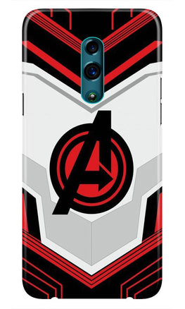 Avengers2 Case for Oppo Reno (Design No. 255)