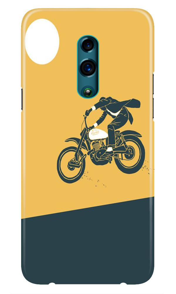 Bike Lovers Case for Oppo K3 (Design No. 256)