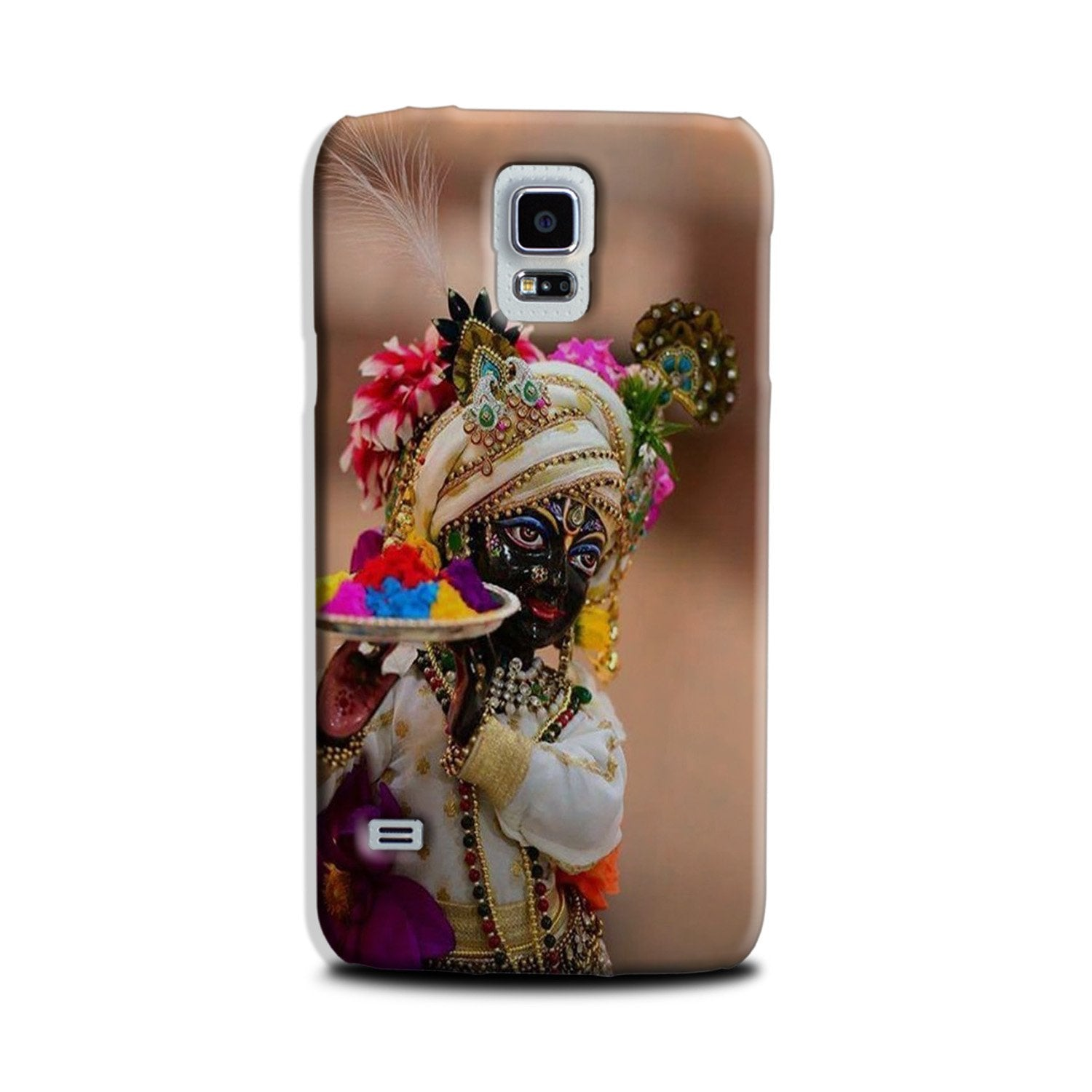 Lord Krishna2 Case for Galaxy S5