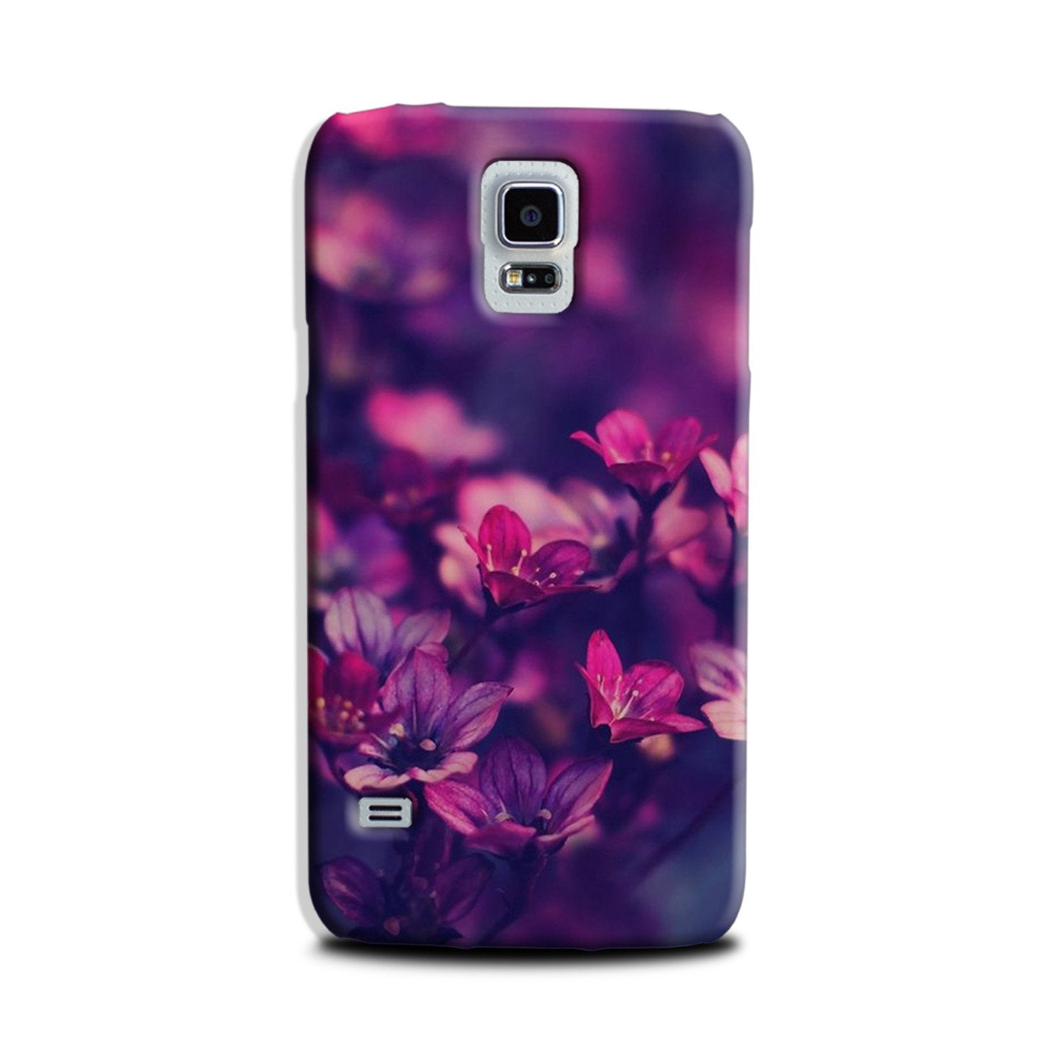 flowers Case for Galaxy S5