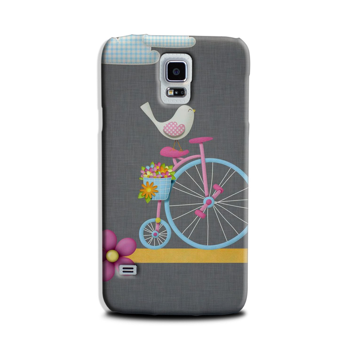 Sparron with cycle Case for Galaxy S5