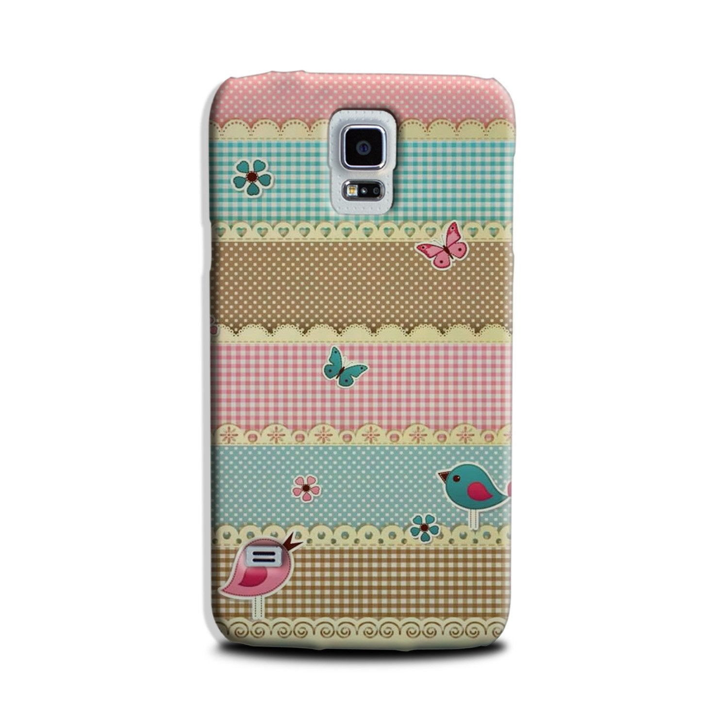 Gift paper Case for Galaxy S5