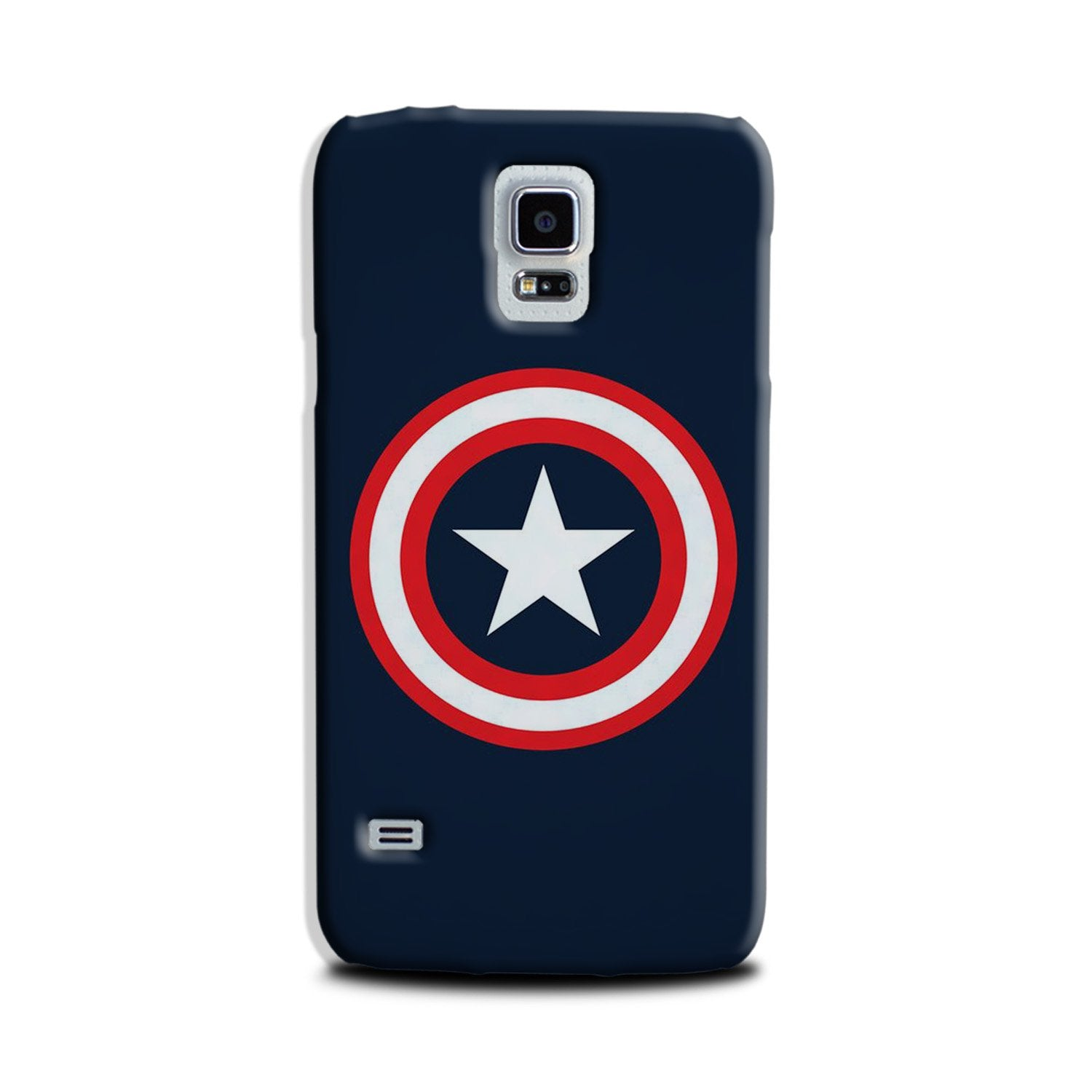 Captain America Case for Galaxy S5
