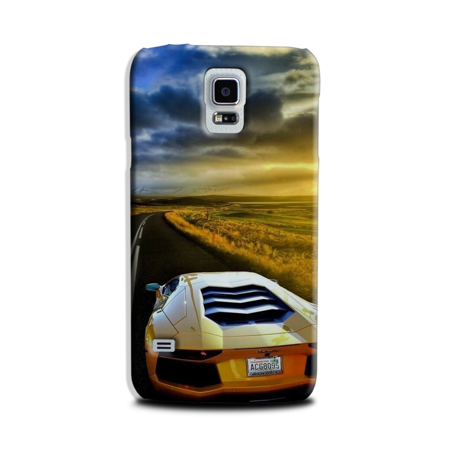 Car lovers Case for Galaxy S5