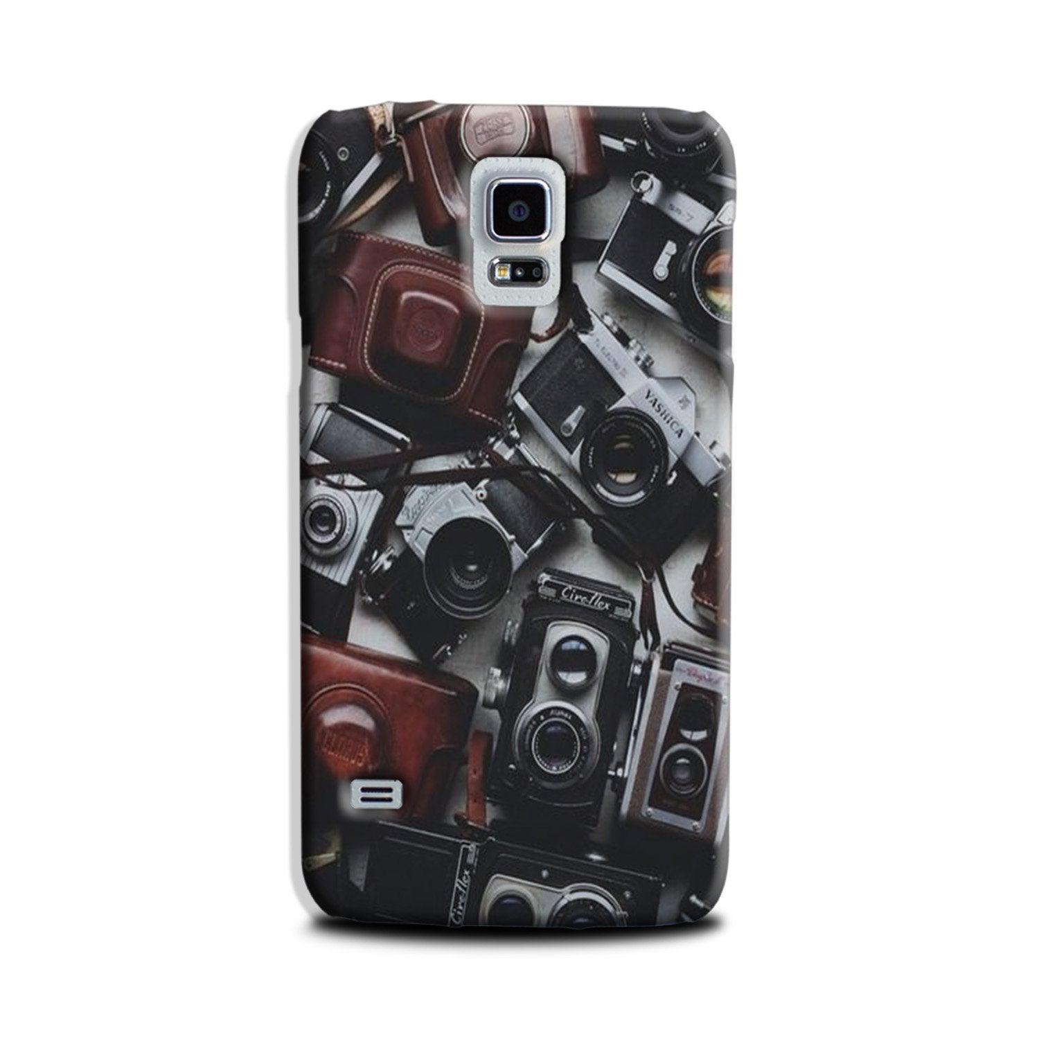 Cameras Case for Galaxy S5