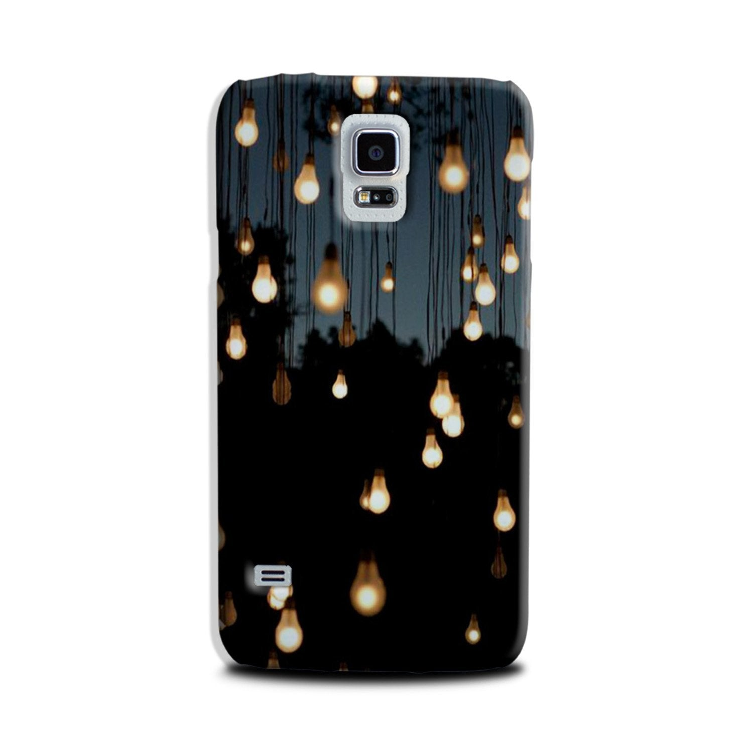 Party Bulb Case for Galaxy S5