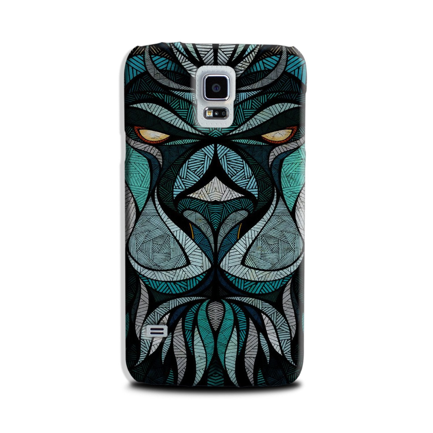 Lion Case for Galaxy S5