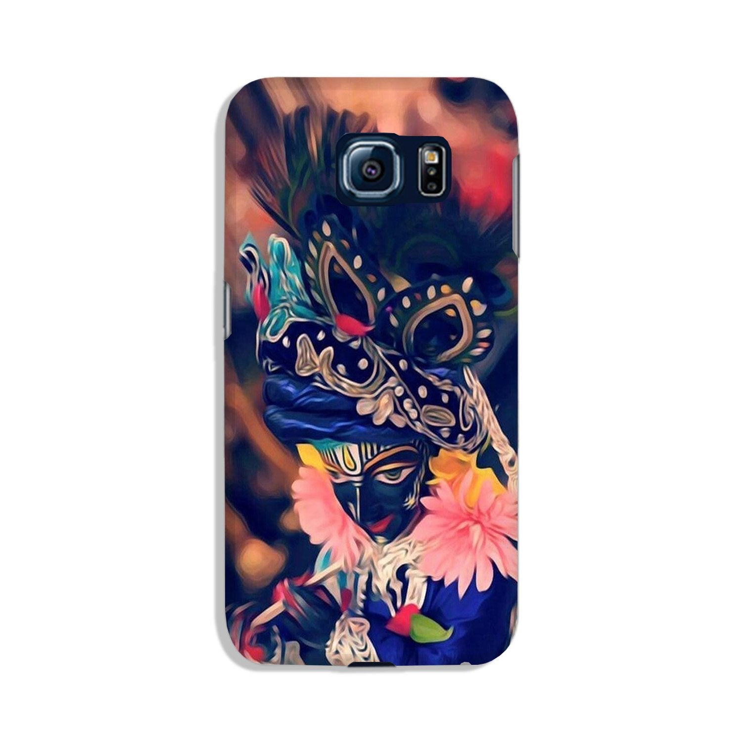 Lord Krishna Case for Galaxy S6