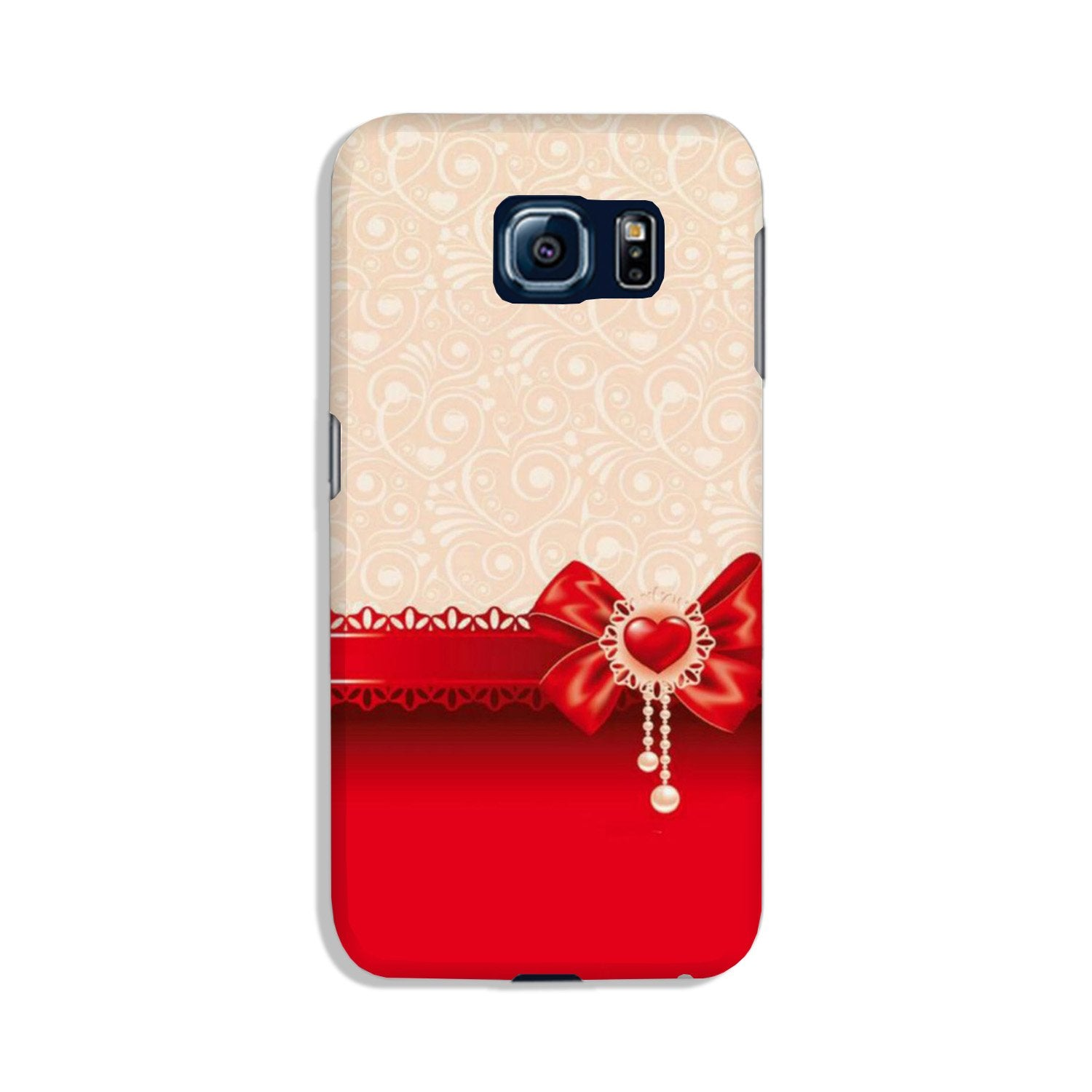 Gift Wrap3 Case for Galaxy S6