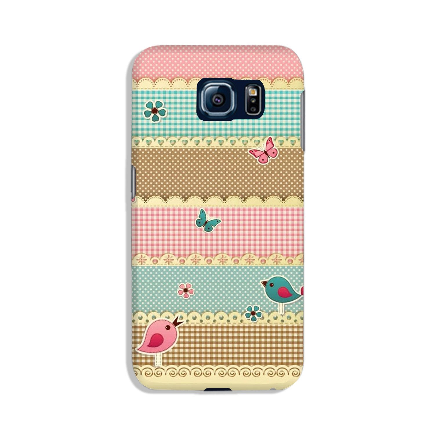 Gift paper Case for Galaxy S6