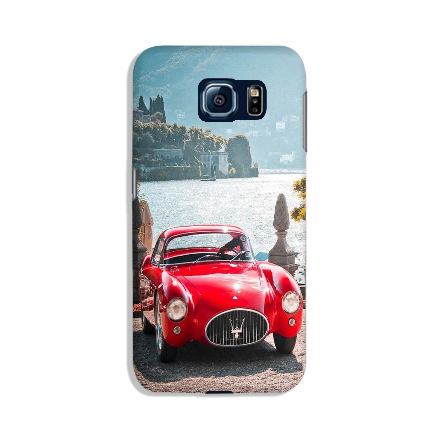 Vintage Car Case for Galaxy S6