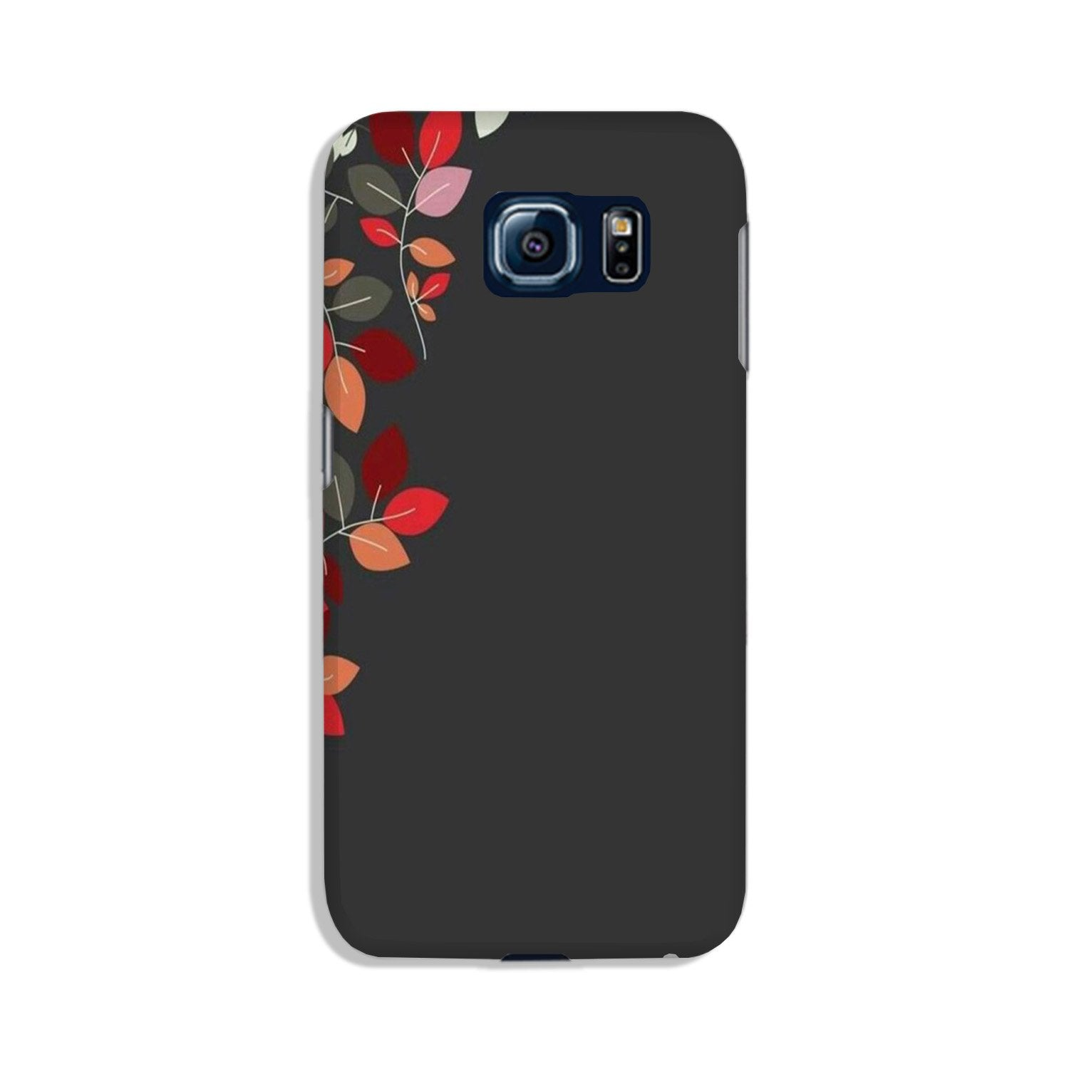 Grey Background Case for Galaxy S6