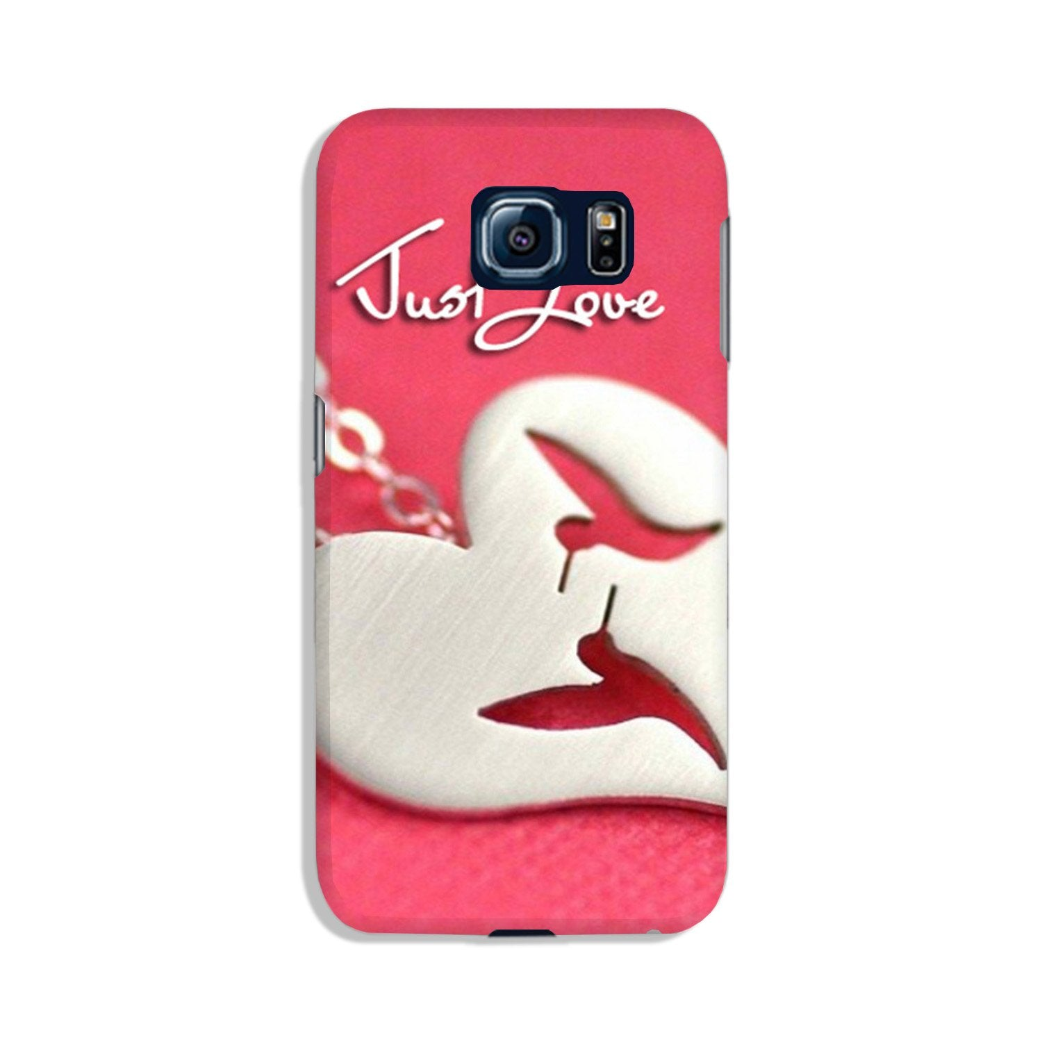 Just love Case for Galaxy S6