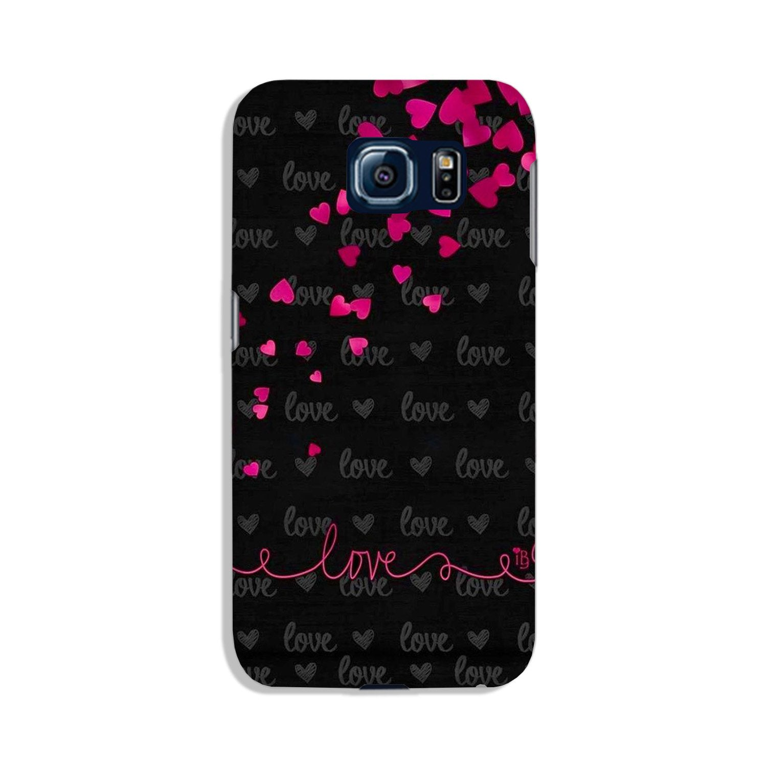 Love in Air Case for Galaxy S6