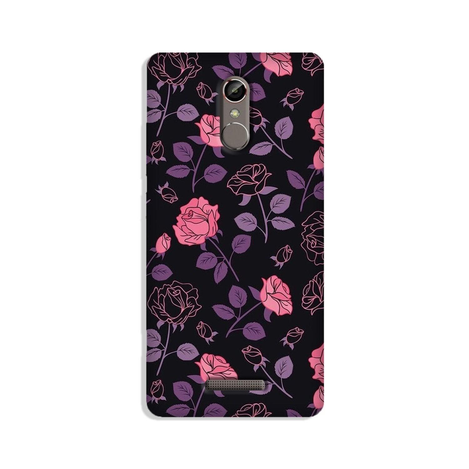 Rose Pattern Case for Redmi Note 3