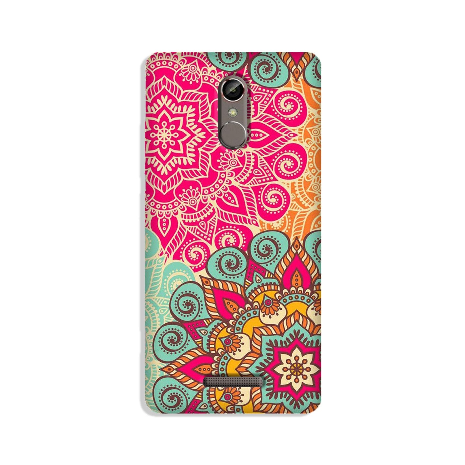 Rangoli art Case for Redmi Note 3