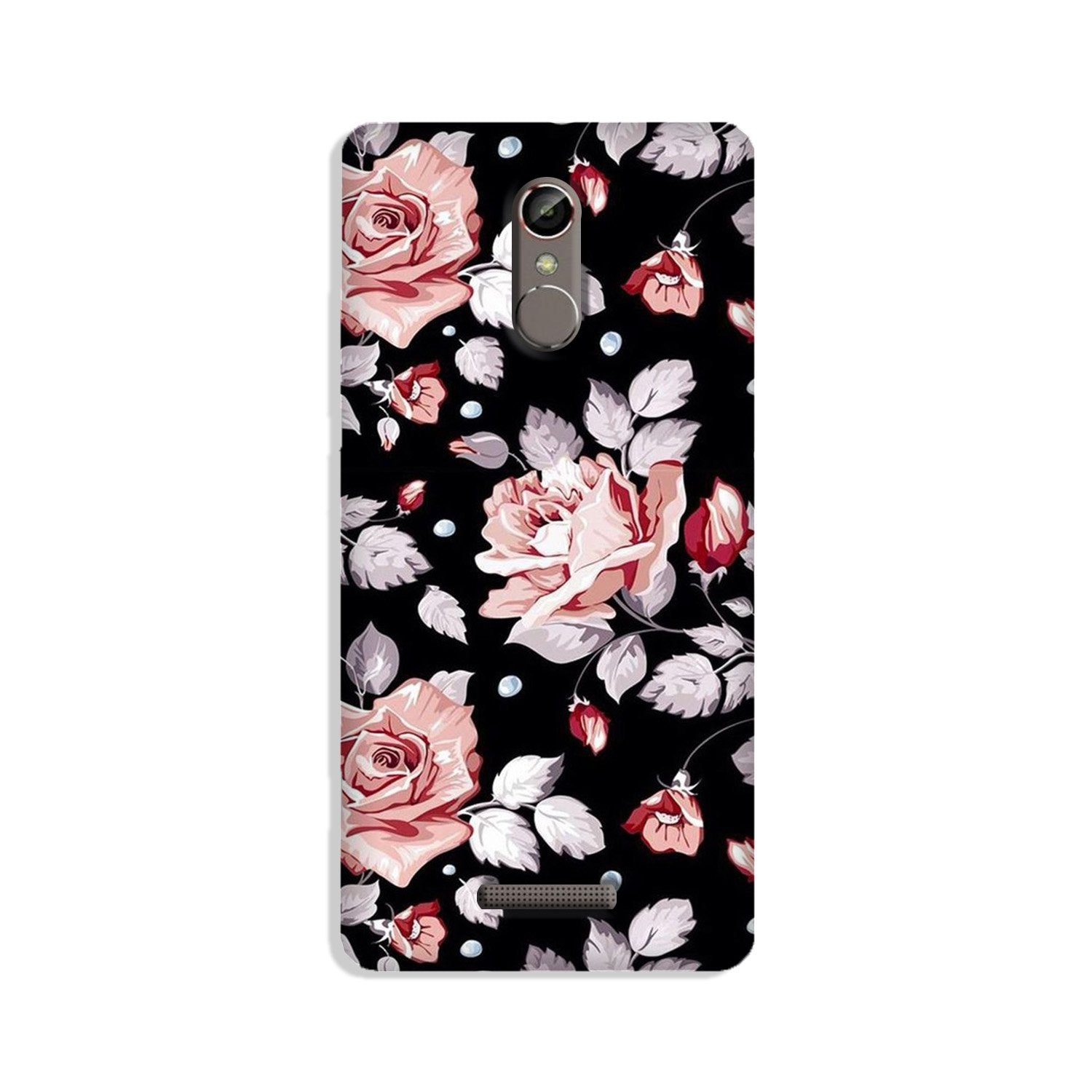 Pink rose Case for Redmi Note 3