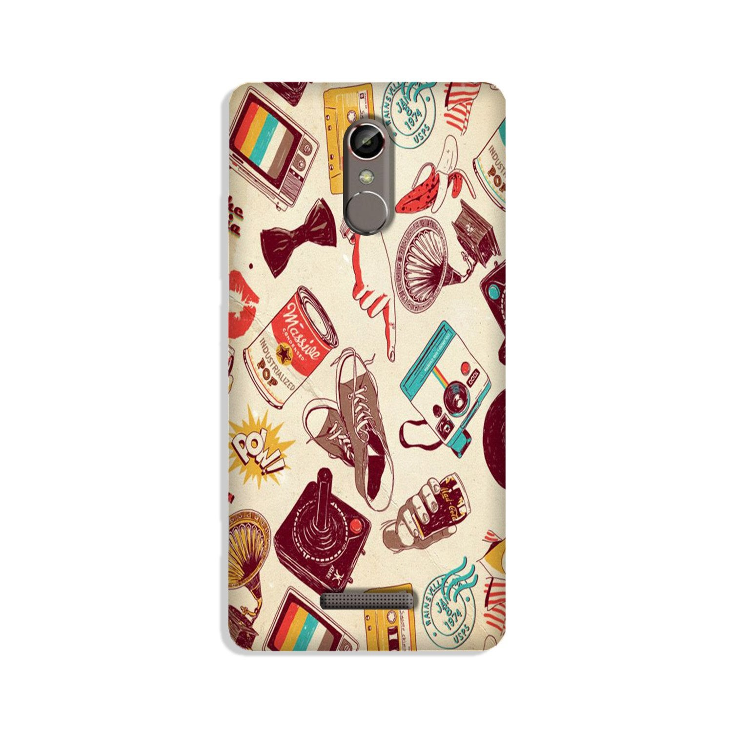 Vintage Case for Redmi Note 3