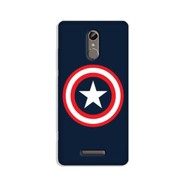 Captain America Case for Redmi Note 3