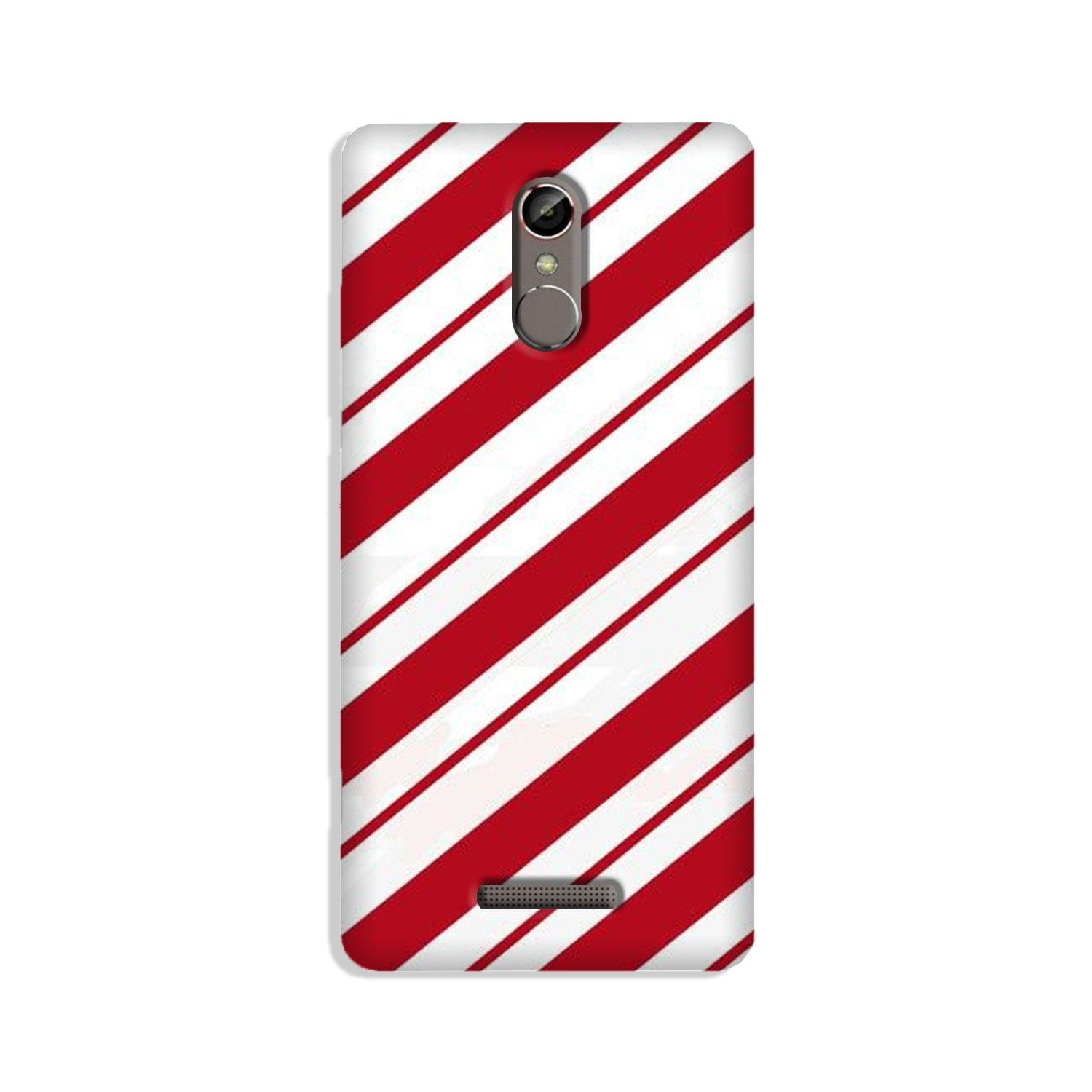 Red White Case for Redmi Note 3