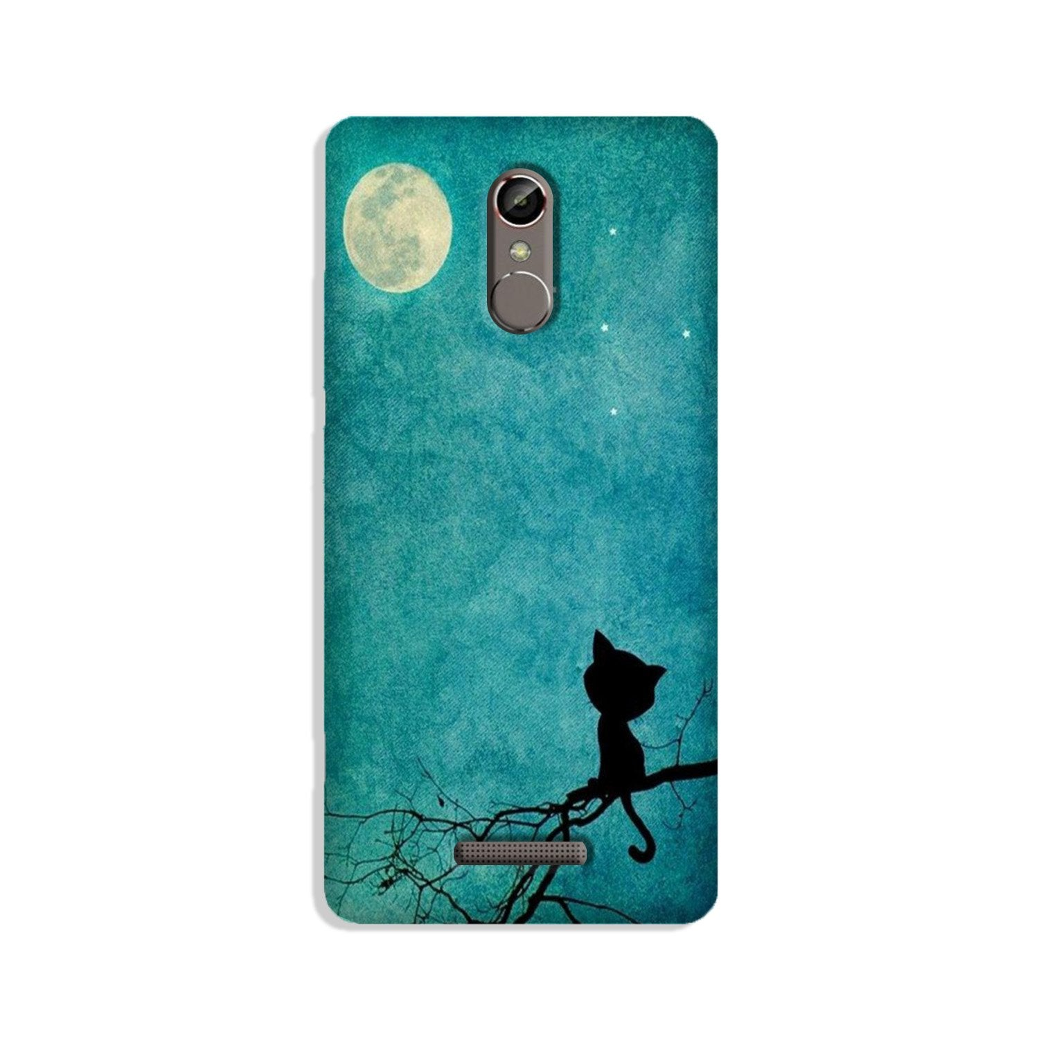 Moon cat Case for Redmi Note 3
