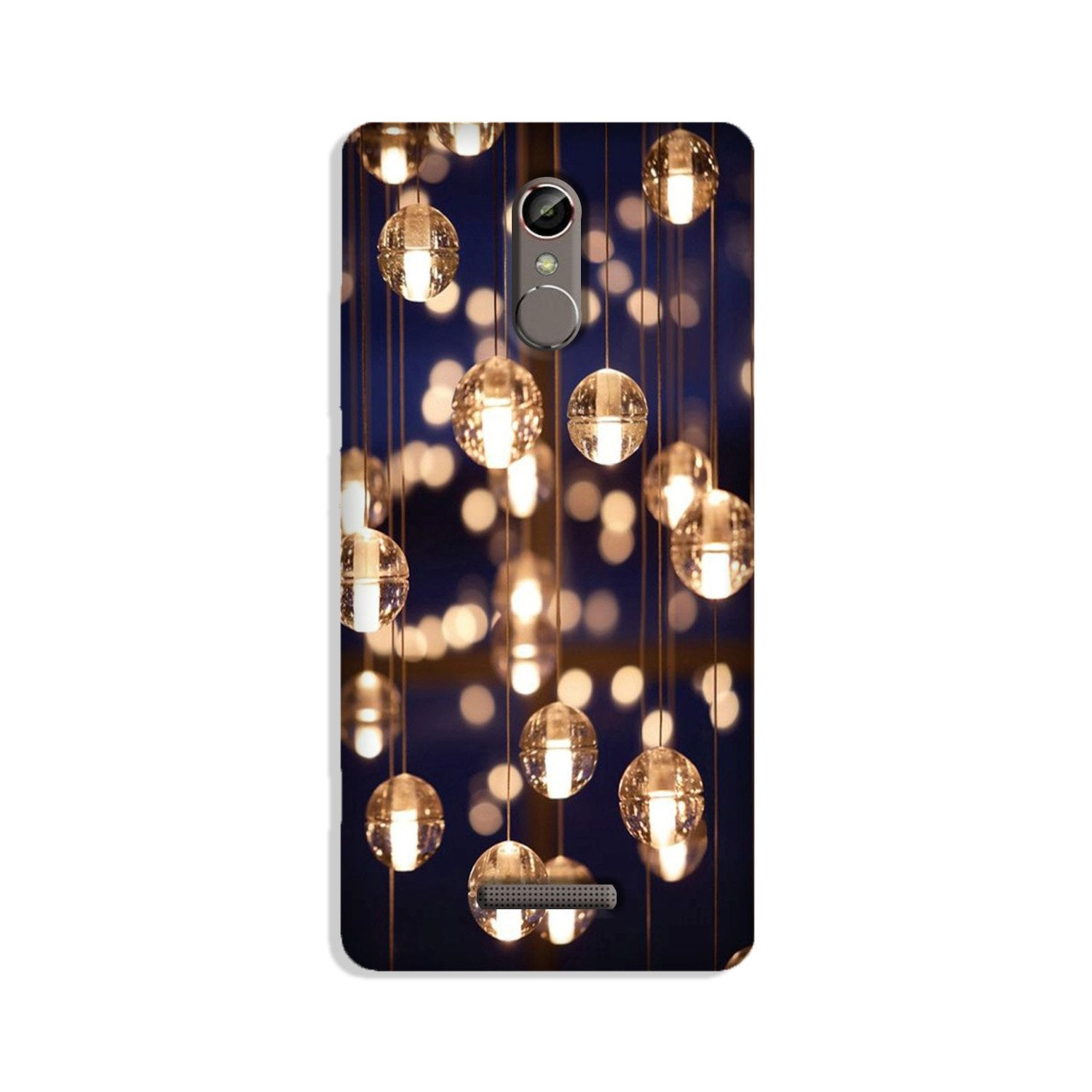 Party Bulb Case for Redmi Note 3