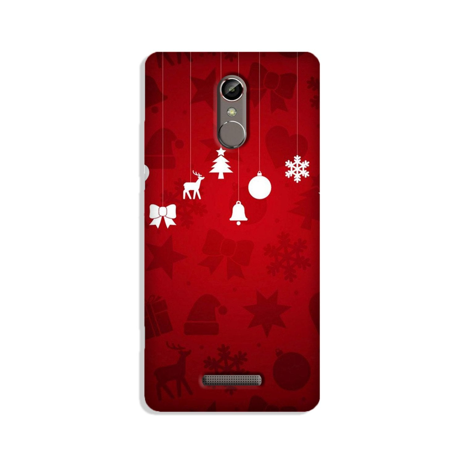 Christmas Case for Redmi Note 3