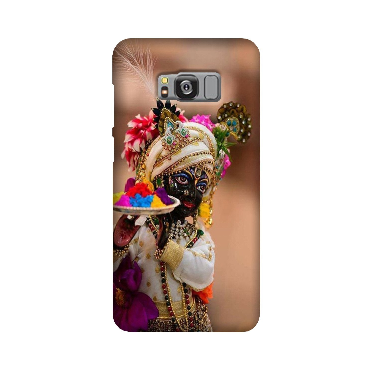 Lord Krishna2 Case for Galaxy S8 Plus